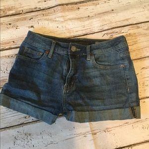 Aeropostale HIgh Waisted Shorts Size 2